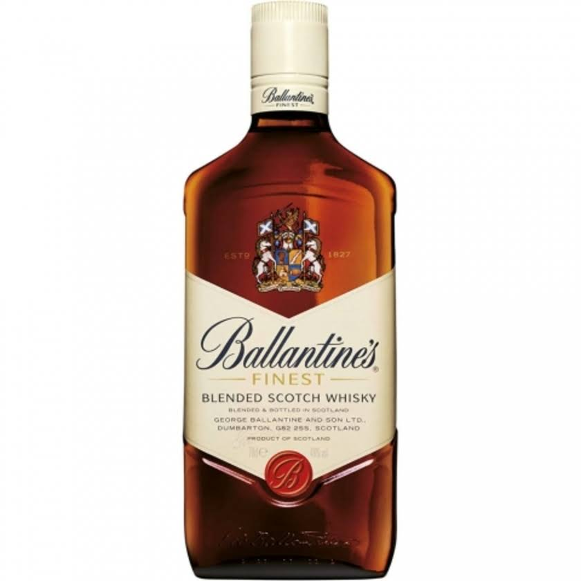 Ballantine's Finest Blended Scotch Whisky - 70cl