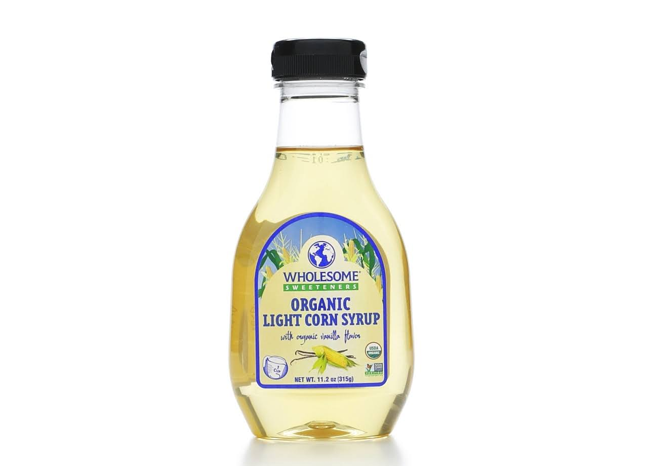Wholesome Sweeteners Organic Light Corn Syrup - 11.2oz