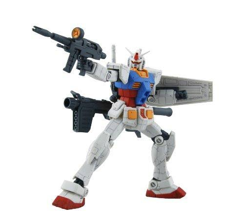 Gundam High Grade Universal Century Gunpla Starter Set Model Kit - 1/144 Scale