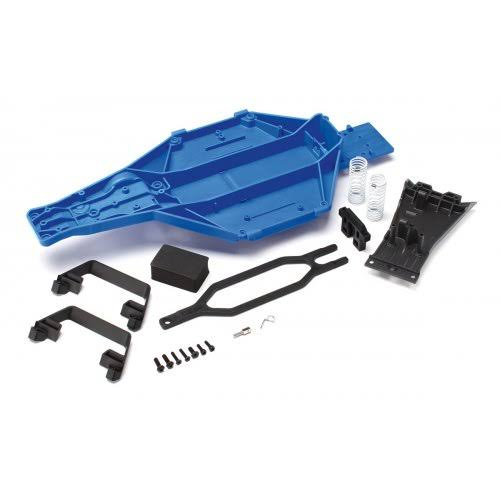 Traxxas Slash 2WD LCG Conversion Kit - Blue