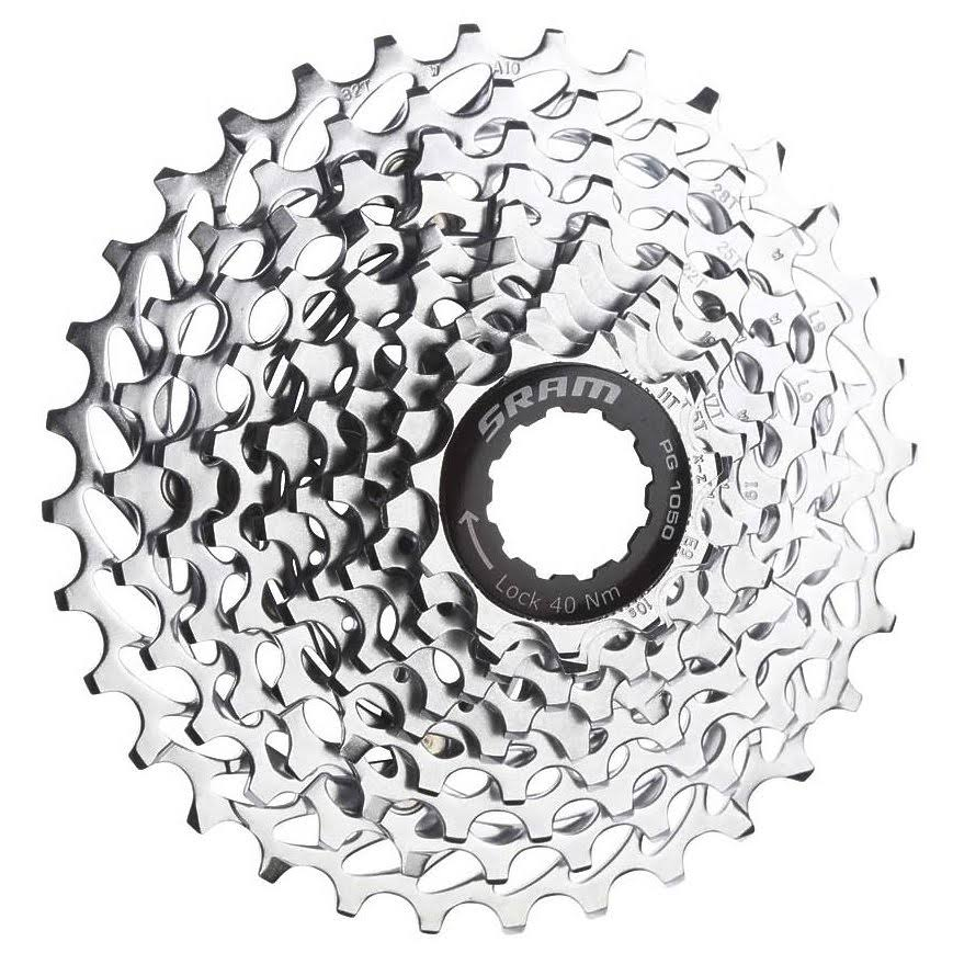 Sram Pg1050 10 Speed Bike Cycle Cassette