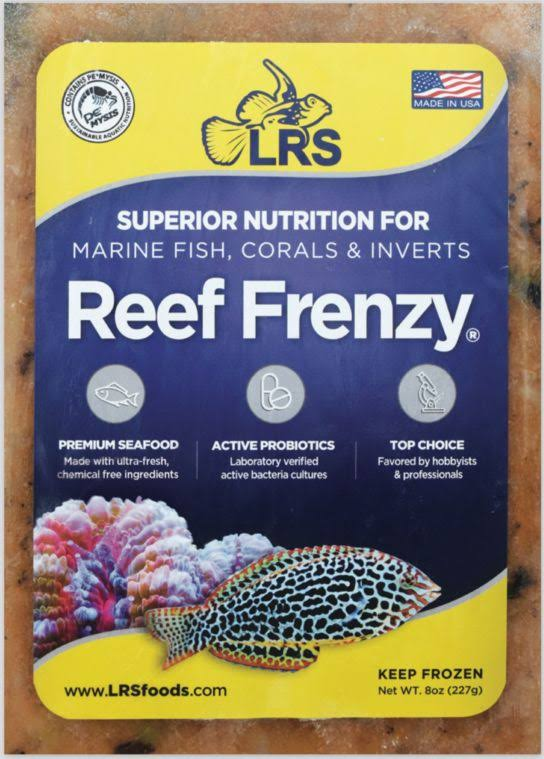 Larry's Reef Services LRS Reef Frenzy 8oz