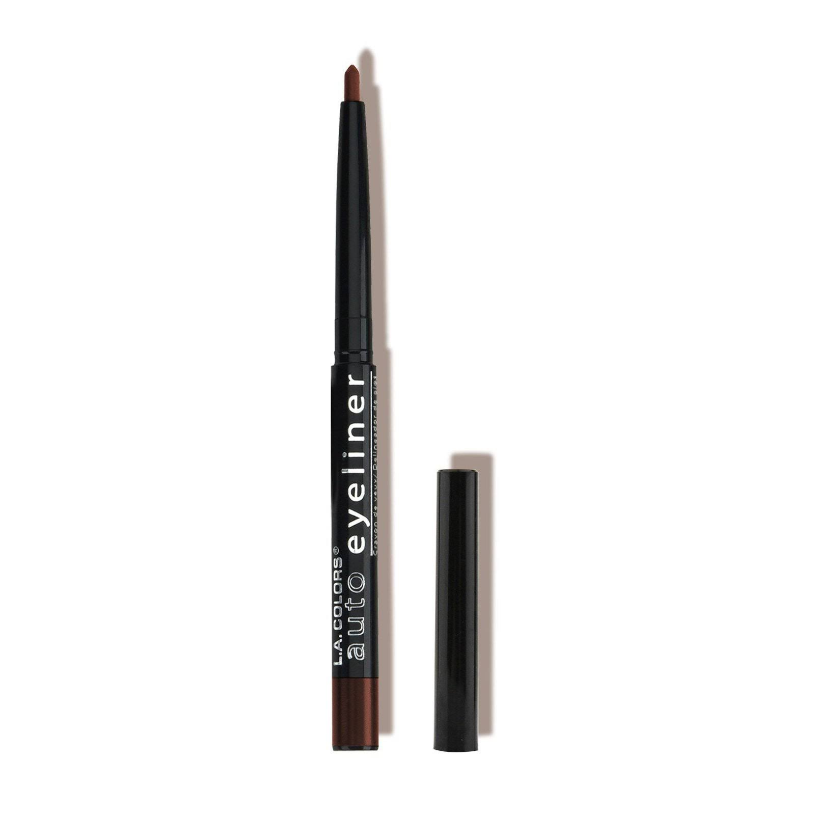 La Colors Automatic Eyeliner Pencil - Black Brown, 0.01oz