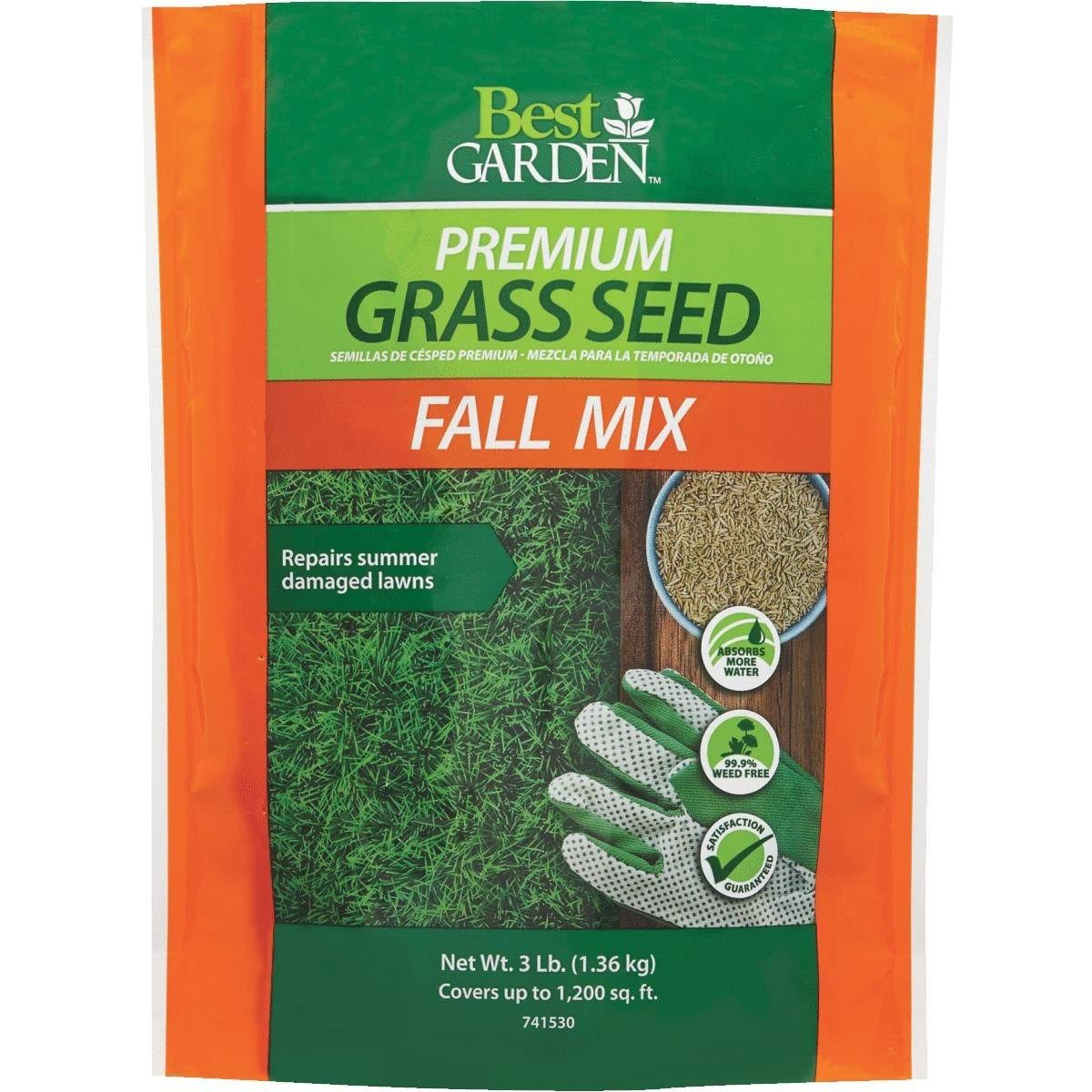 Do It Best Fall Lawn Grass Seed Mixture
