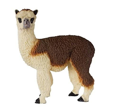 Safari Alpaca Animal Figure Toy