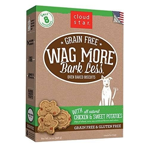 Wag More Bark Less Oven Baked - Chicken & Sweet Potato