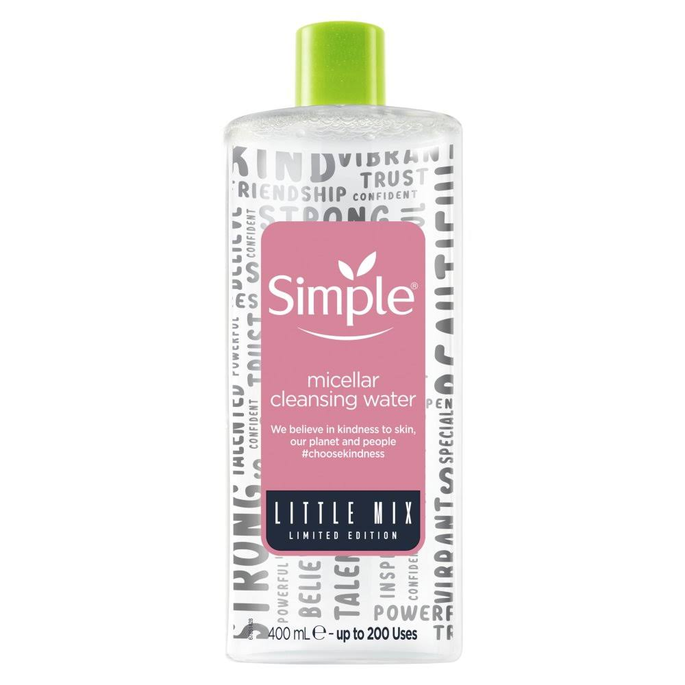 Simple Little Mix Micellar Cleansing Water - 400ml