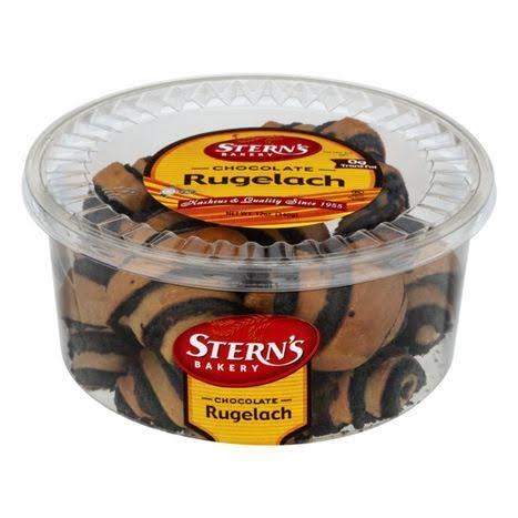 Sterns Bakery Chocolate Rugalech - 14 oz cup