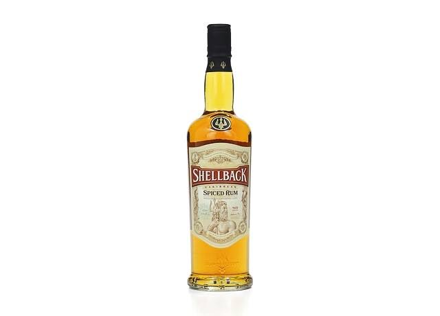 Shellback Spiced Rum, Caribbean - 750 ml