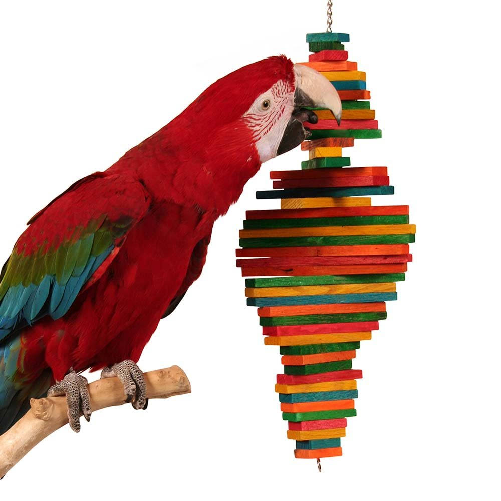 Fun-Max Cocotte Bird Toy Medium