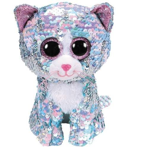 Ty Flippable Whimsy Cat Large