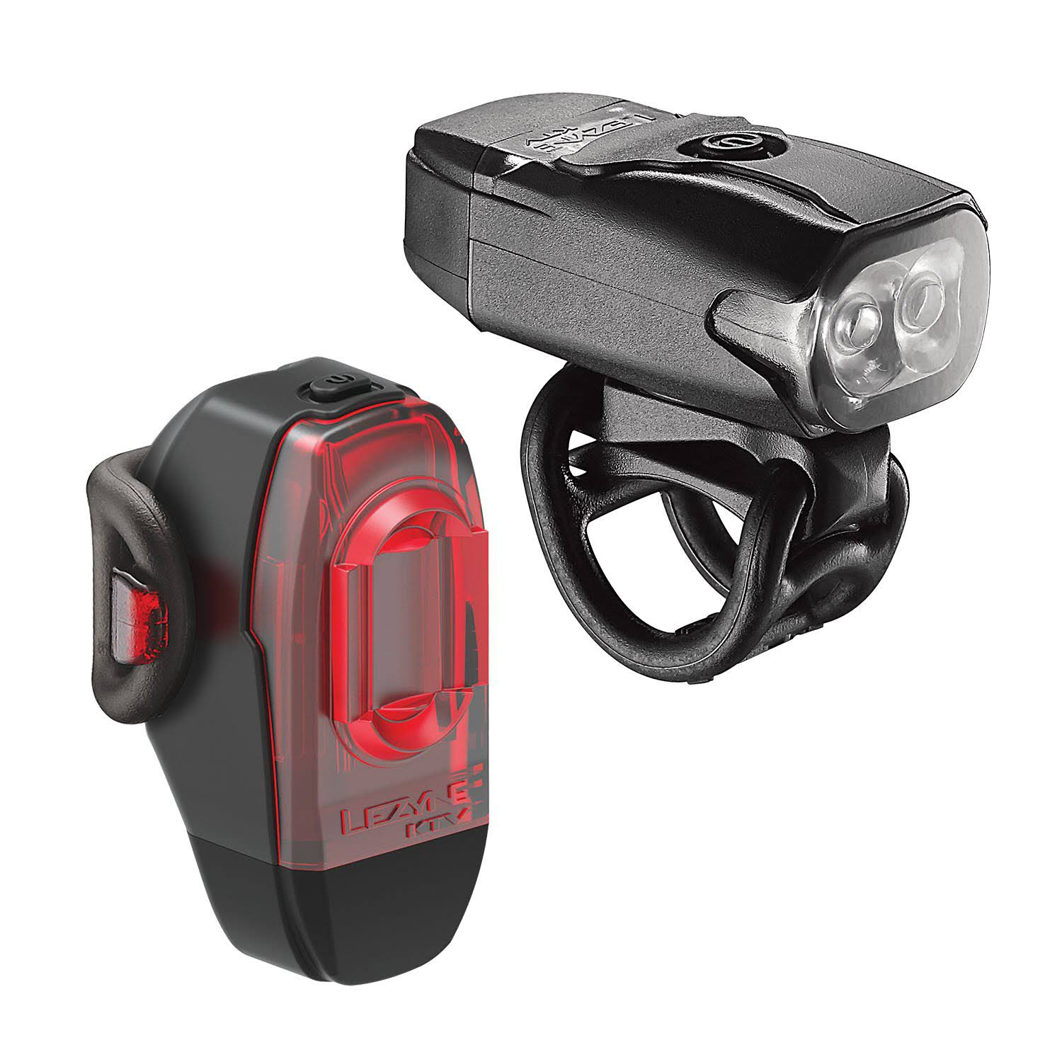 Lezyne KTV Drive Light Set Black