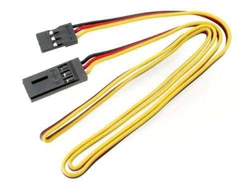 HiTEC 57346s Servo Extension - 24""