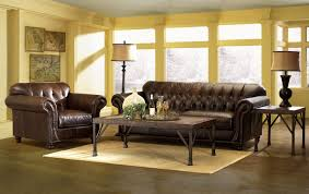 Brown Couch Room Designs by Living Room Yellow And Brown Living Room Decorating Idea With