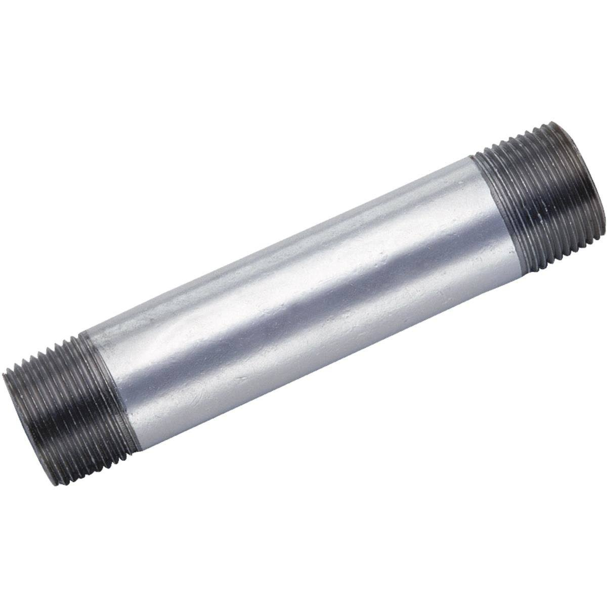 Anvil Steel Pipe Fitting - Galvanized Finish, 1-3/8""