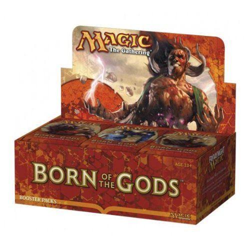Magic The Gathering Booster Box - Born of the Gods