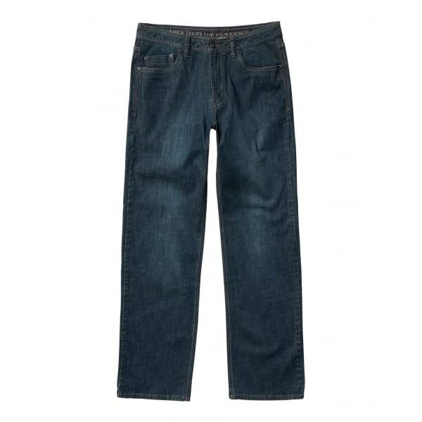 "prAna Men's Axiom Jean - 32"" Antique Stone Wash / 36"
