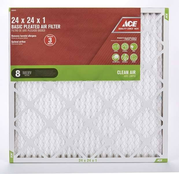 Ace Pleated Furnace Air Filter