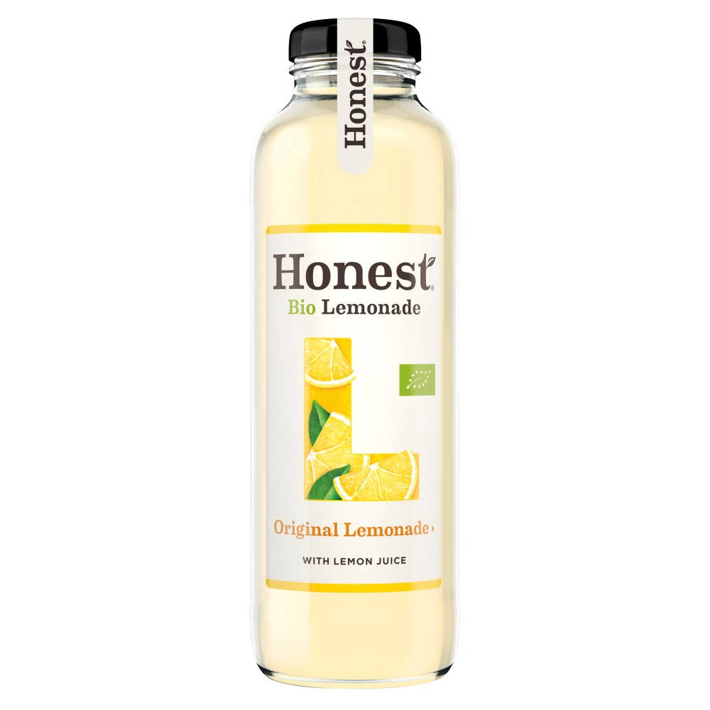 Honest Organic Still Lemonade 330ml