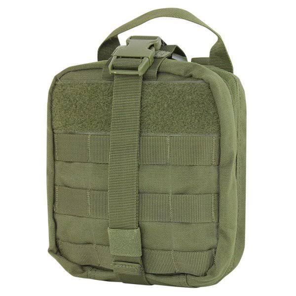 "Condor Rip-Away EMT Pouch - Olive Drab, 8"" x 6"" x 3.5"""