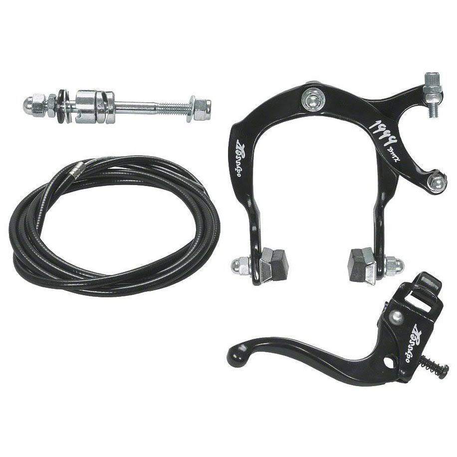 Odyssey 1999 Sidepull Caliper Brake Set - Black