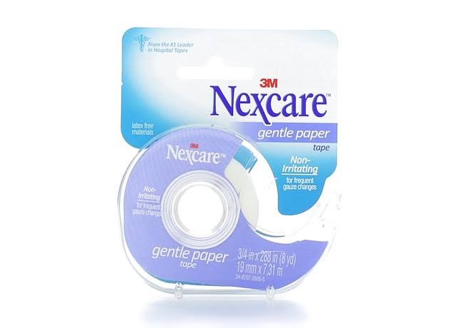 3m Nexcare First Aid Gentle Paper Tape