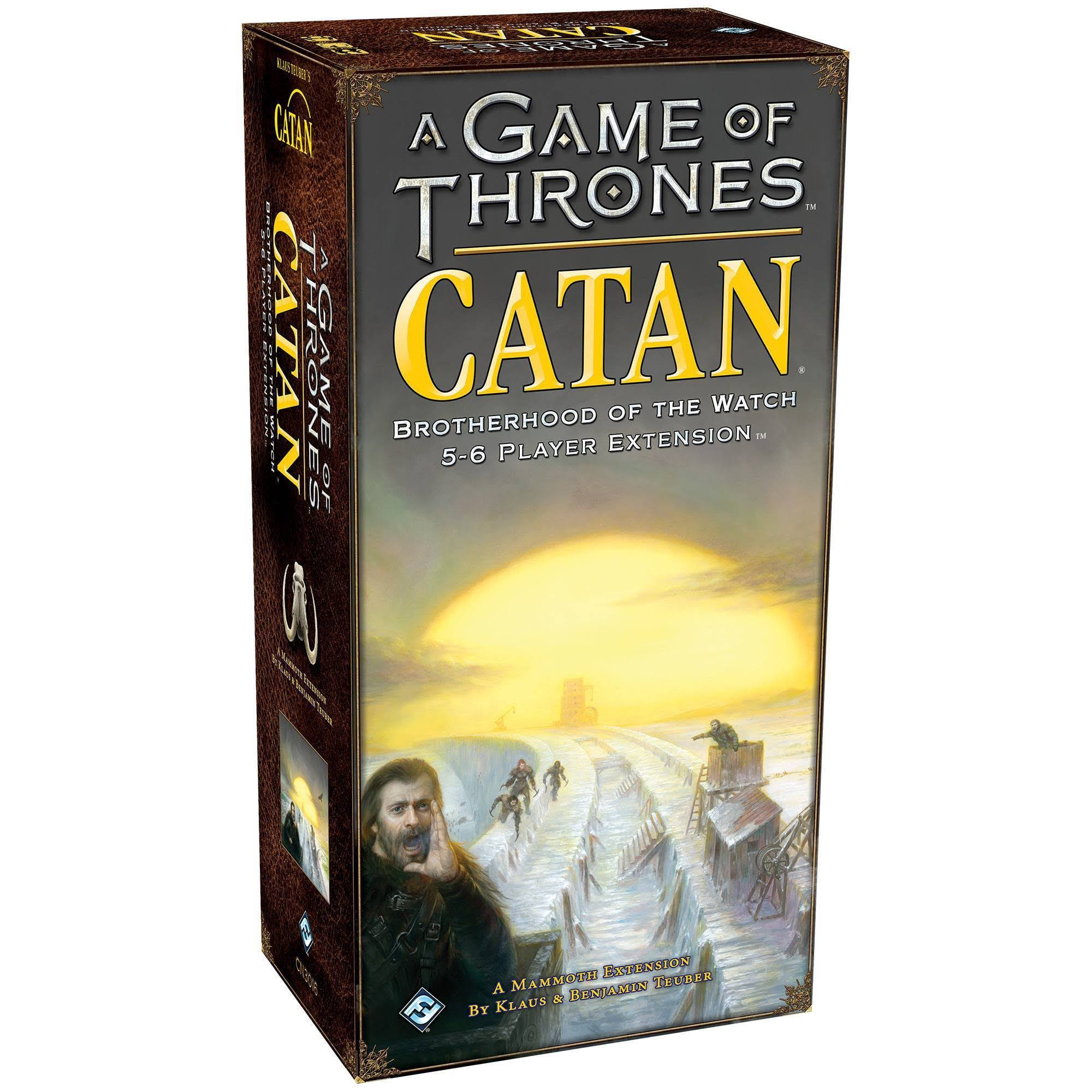 Fantasy Flight Games A Game of Thrones Catan Board Game