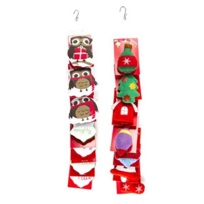DDI 2319493 Christmas Cat Toy - Case of 48