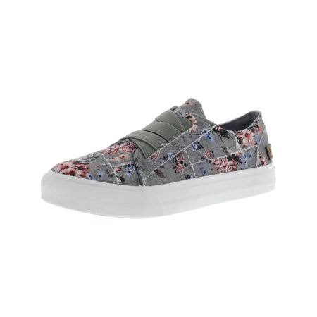 Blowfish Women's Marley Sneaker Drizzle Grey Love Letter