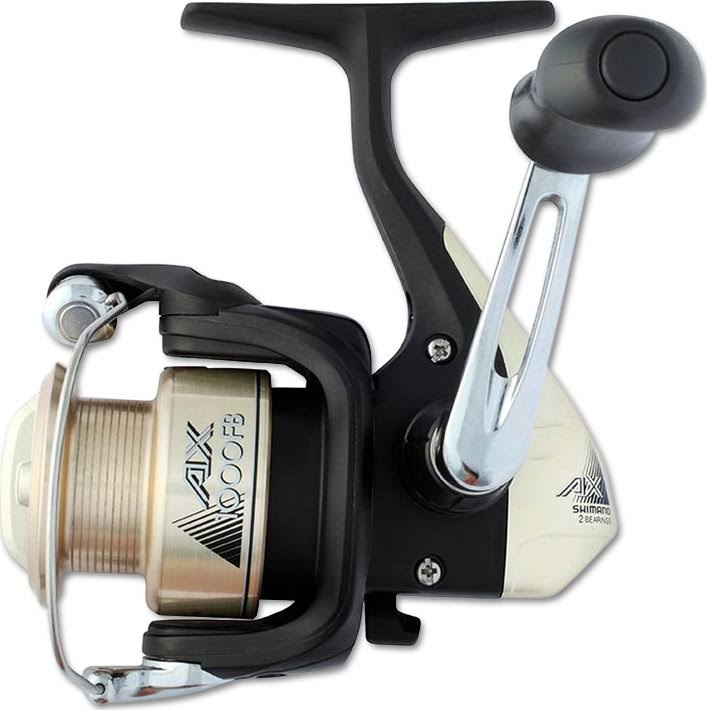 Shimano AX1000FB Spinning Reel - 5.2:1 gear ratio