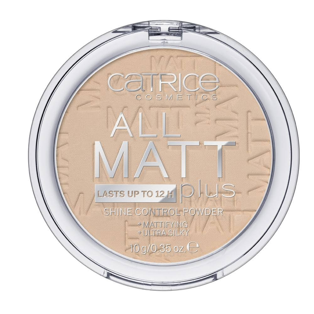 Catrice All Matt Plus Shine Control - 25 Sand Beige