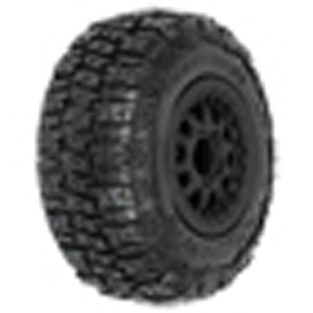 Pro-Line Trencher SC 2.2/3.0 M2 Tires on Renegade Wheels