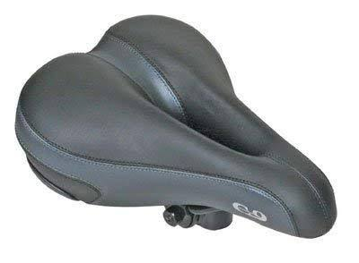 Sunlite Cloud-9 Comfort Airflow Soft Vinyl Saddle Bicycle Seat