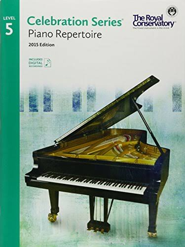 Celebration Series Piano Repertoire Level 5 - Royal Conservatory