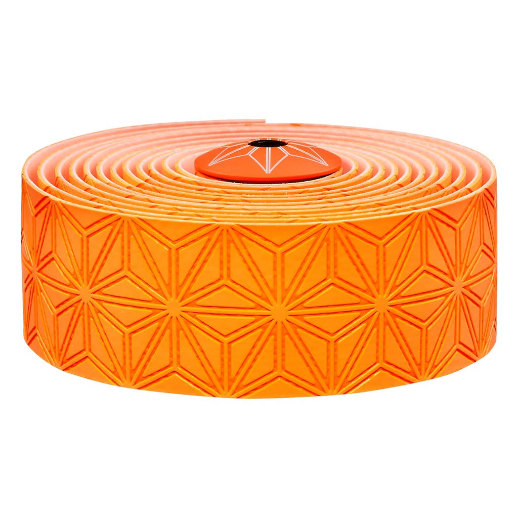 Supacaz Super Sticky Kush Handlebar Tape - Orange