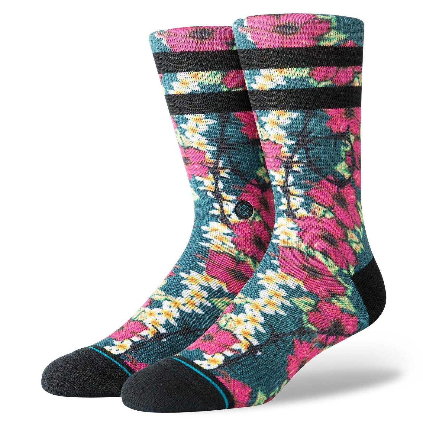 Stance Barrier Reef - Green - Socks