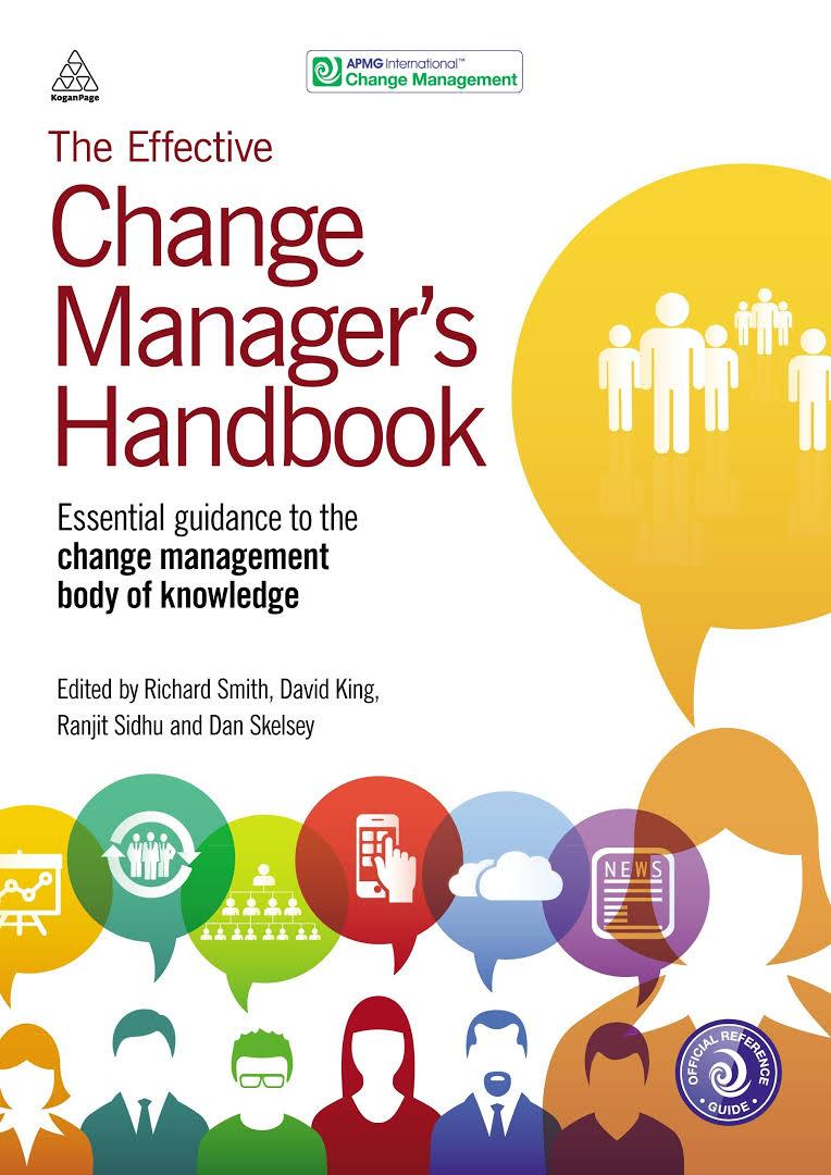 Znalezione obrazy dla zapytania change management handbook