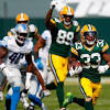 Packers' RB Aaron Jones inactive for game vs Texans
