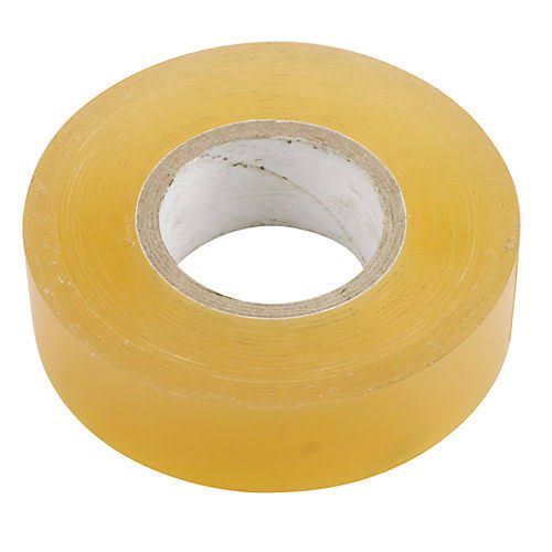 Dynamite Clear Flexible Marine Tape - 18m