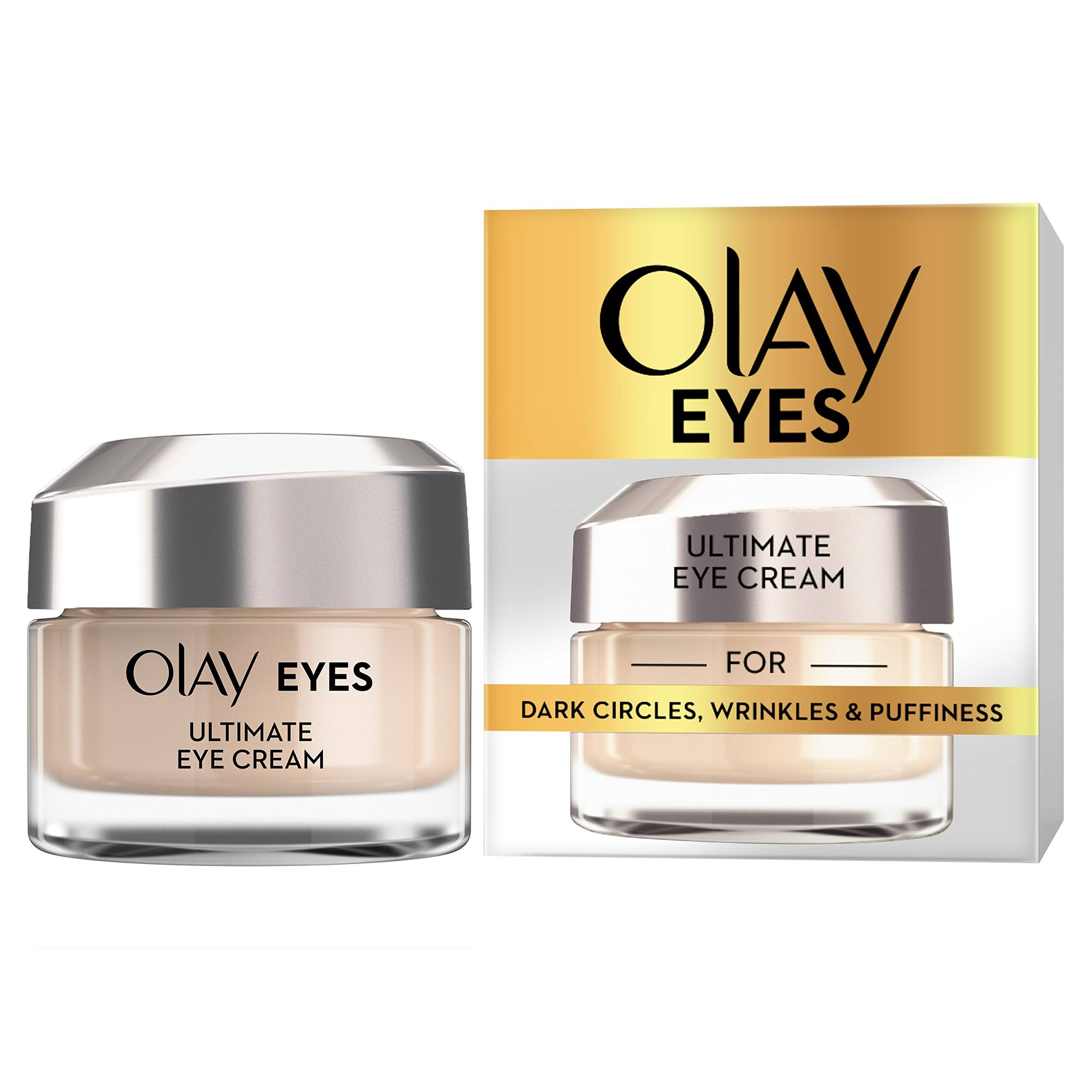 Olay Eyes Ultimate Eye Cream - 15ml
