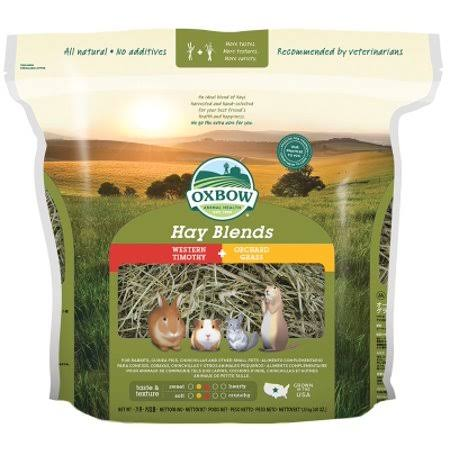 Oxbow 40 oz Hay Blends Timothy Orchard