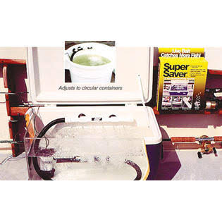 Marine SS212 Metal Aeration System With Bilge Pump & Kit - 12VDC