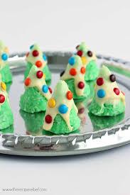 Rice Krispie Christmas Tree Cake by No Bake Christmas Tree Cookies The Recipe Rebel