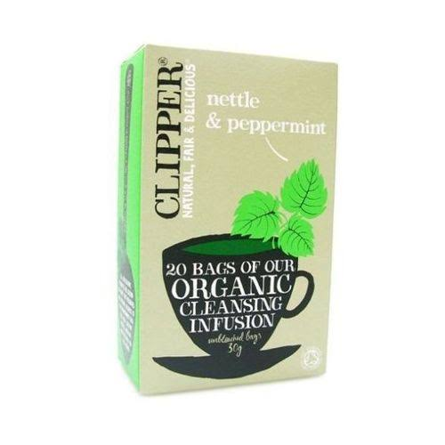 Clipper Organic Nettle & Peppermint