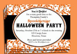 Halloween Potluck Invitation Template Free Printable by 100 Halloween Potluck Invitation Wording Images Of