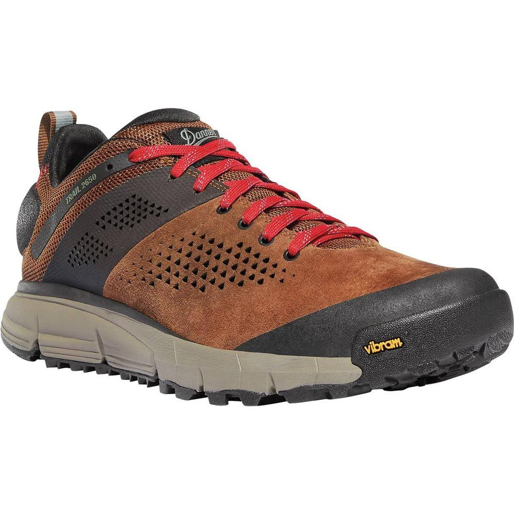 Danner Trail 2650 3 in Men's Brown/Red 9