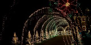 Altadena Christmas Tree Lane by The Best Christmas Light Displays In Los Angeles Moving