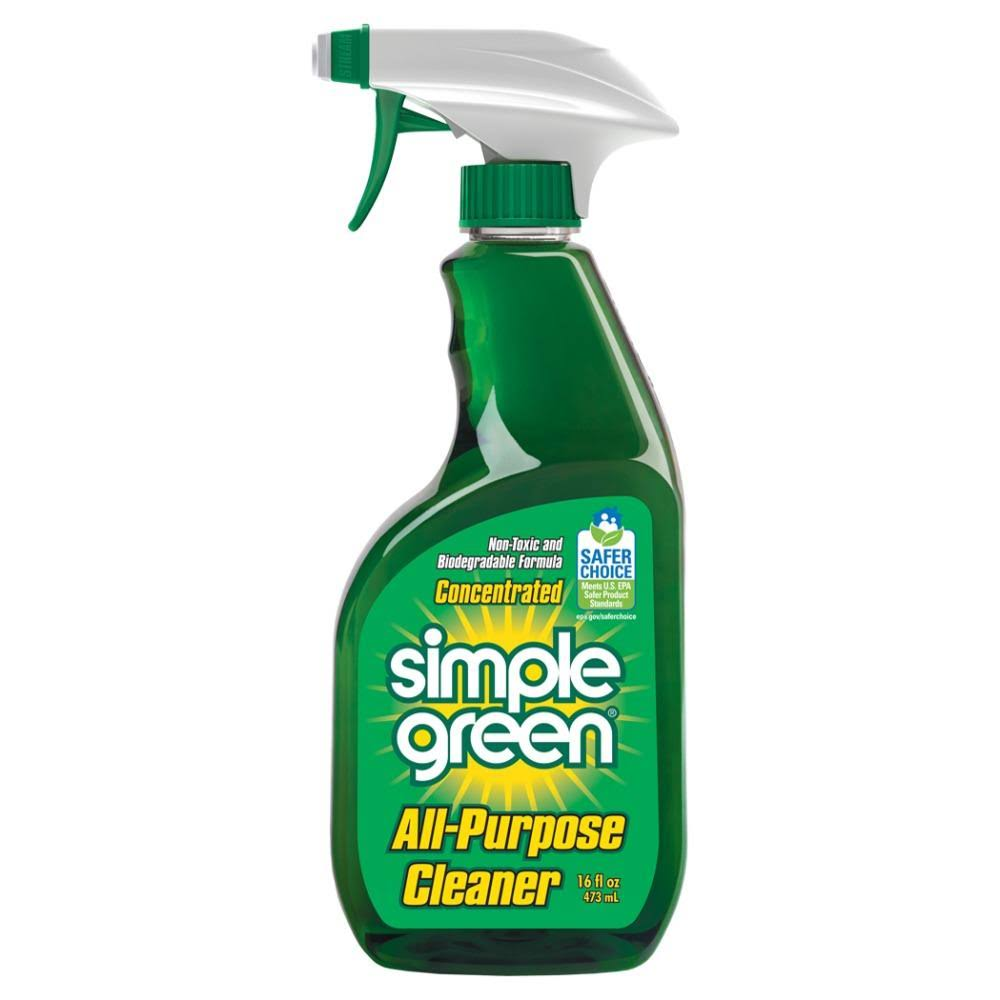 Simple Green Concentrated All-Purpose Cleaner - 16 oz