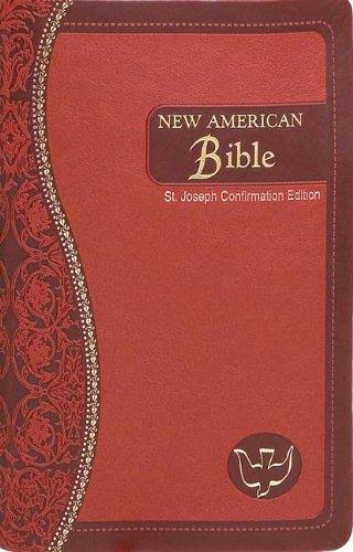 St Joseph Confirmation Bible - Catholic Book Publishing