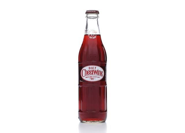 Cheerwine Diet Cherry Soft Drink